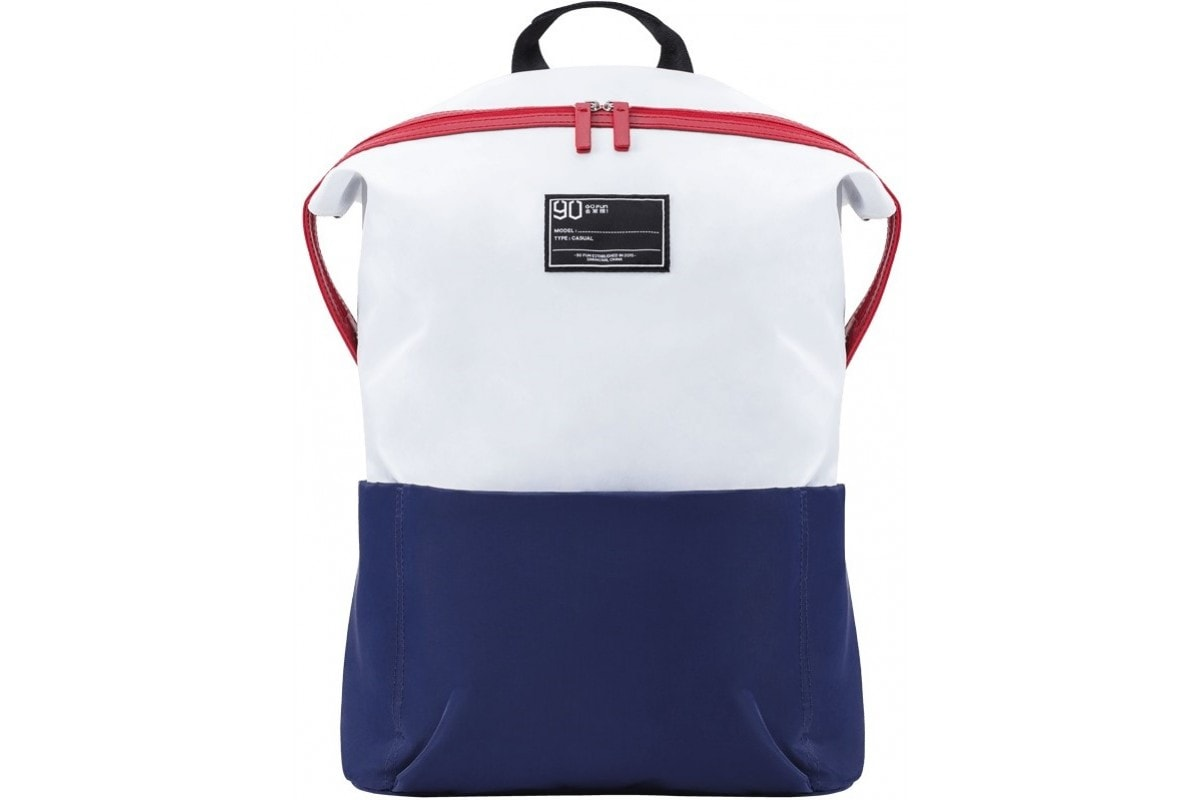Рюкзак Xiaomi 90 Points Lecturer Casual Backpack - белый