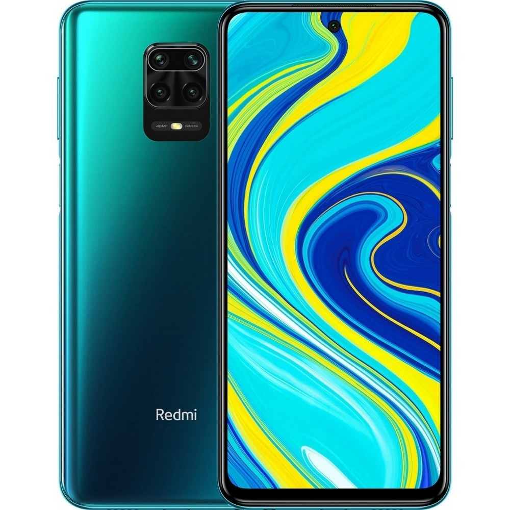Смартфон Xiaomi Redmi Note 9S 4Gb 64Gb - Aurora Blue