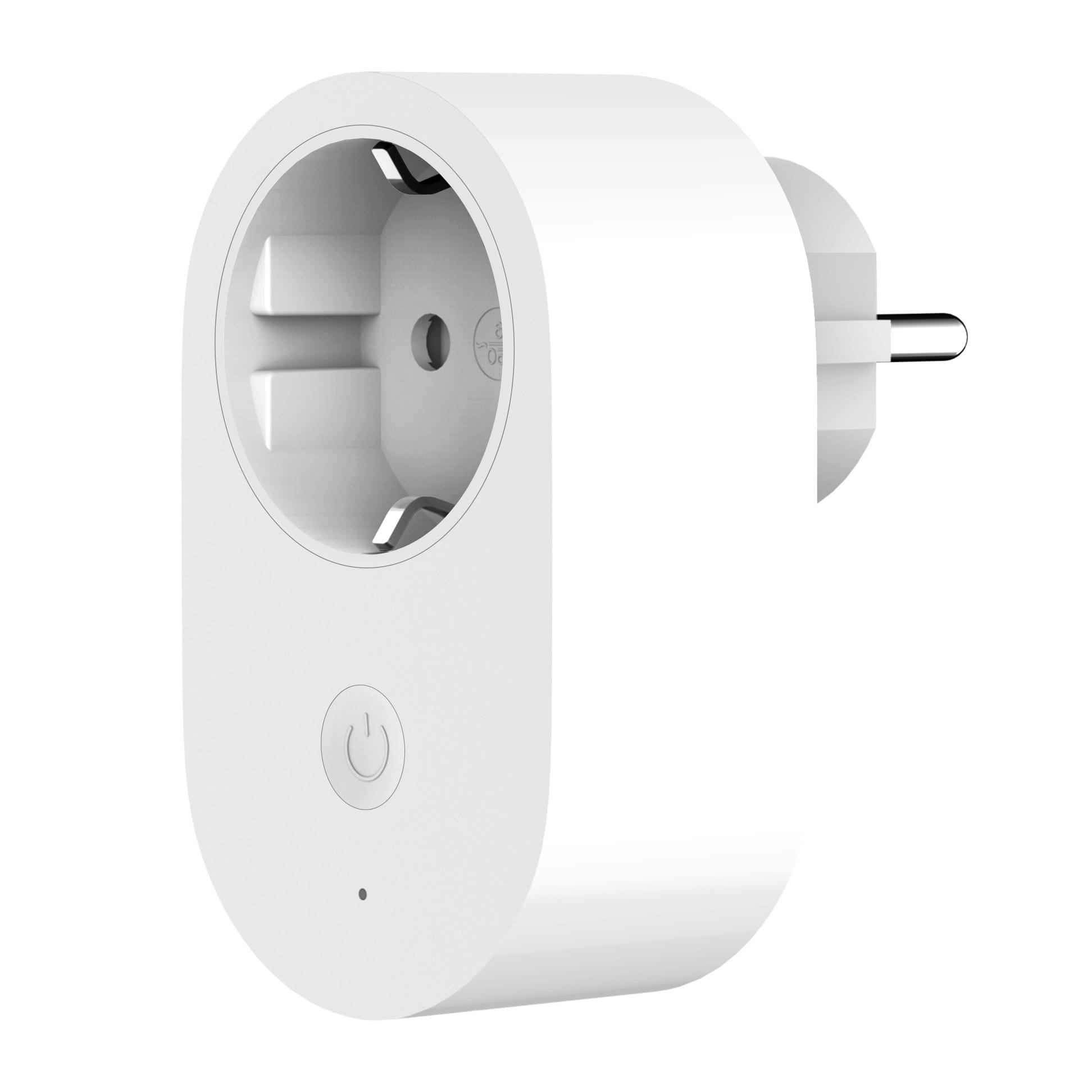 Умная розетка Xiaomi Mi Smart Wi-Fi Power Plug ZNCZ05CM - белый