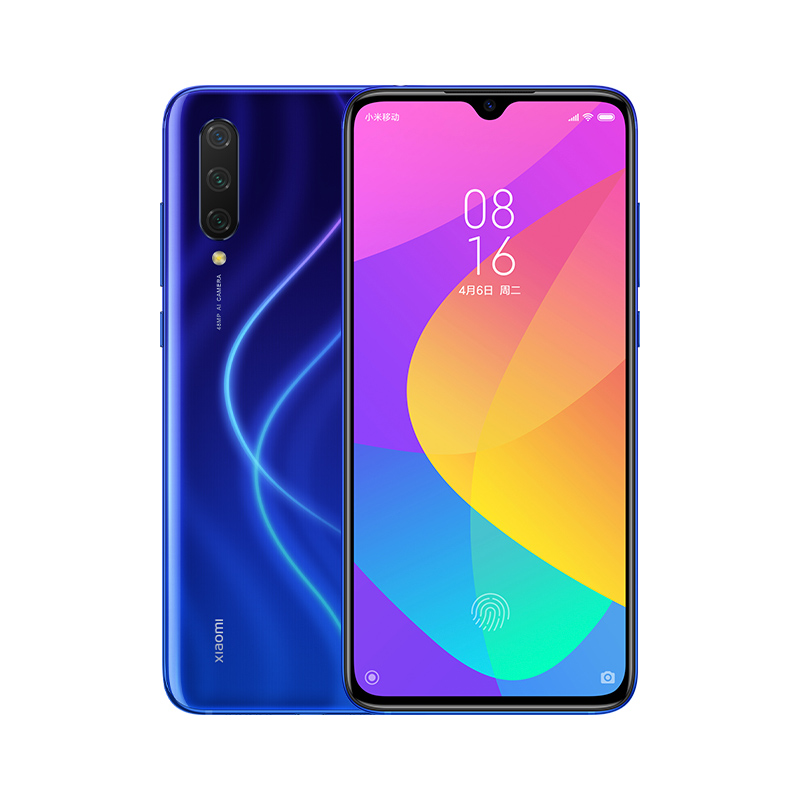 Смартфон Xiaomi Mi 9 Lite 6GB 128GB (Global) - голубой