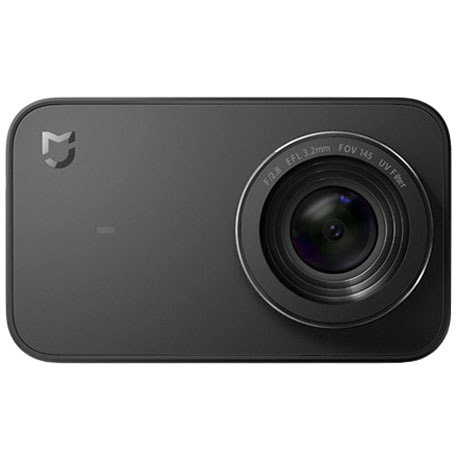 Экшн - камера Xiaomi MiJia 4K Action Camera (YDXJ01FM) - черный