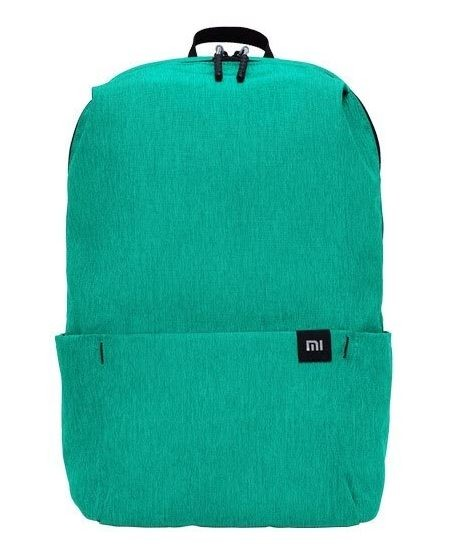 Рюкзак Xiaomi Mi Colorful Mini Backpack 10L (2076) - зеленый