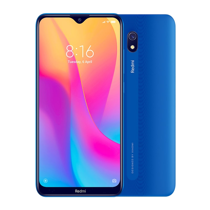 Смартфон Xiaomi Redmi 8A 2Gb 32Gb Snapdragon 439 (Global) - синий