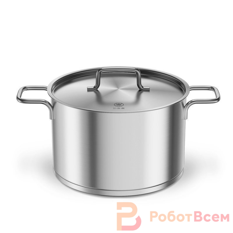 Кастрюля Xiaomi  Mijia Stainless Steel Soup Pot (GJT01CM)